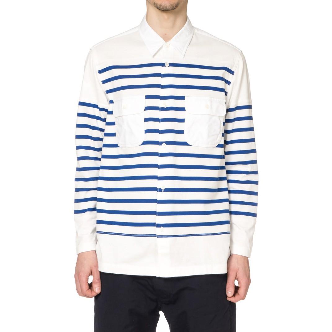 Comme-des-Garcons-HOMME-Garment-Washed-Cotton-Oxford-x-Cotton-Jersey-Border-Shirt-White-Blue-2_2048x2048