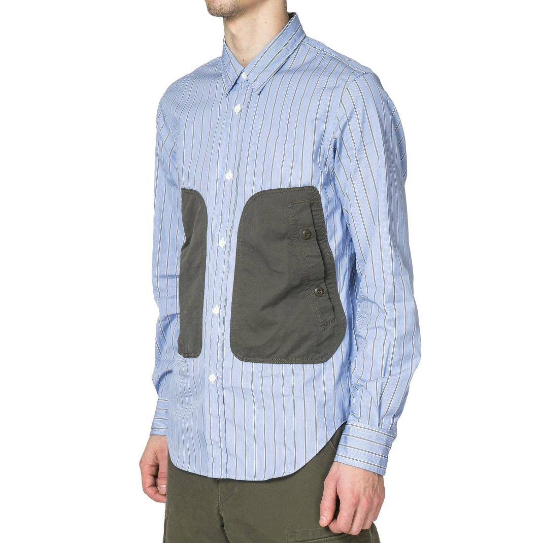 Comme-des-Garcons-HOMME-Cotton-Broad-Strip-Cotton-Polyester-Canvas-Shirt-Blue-White-Khaki-3_2048x2048